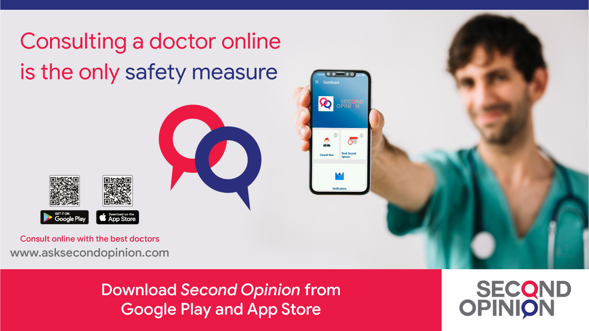 Consulting a doctor online is the only safety measure – Best Doctor Consulting App