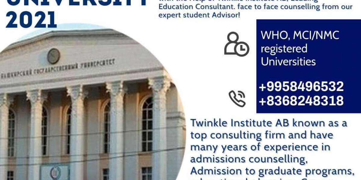 Bashkir State Medical University 2021