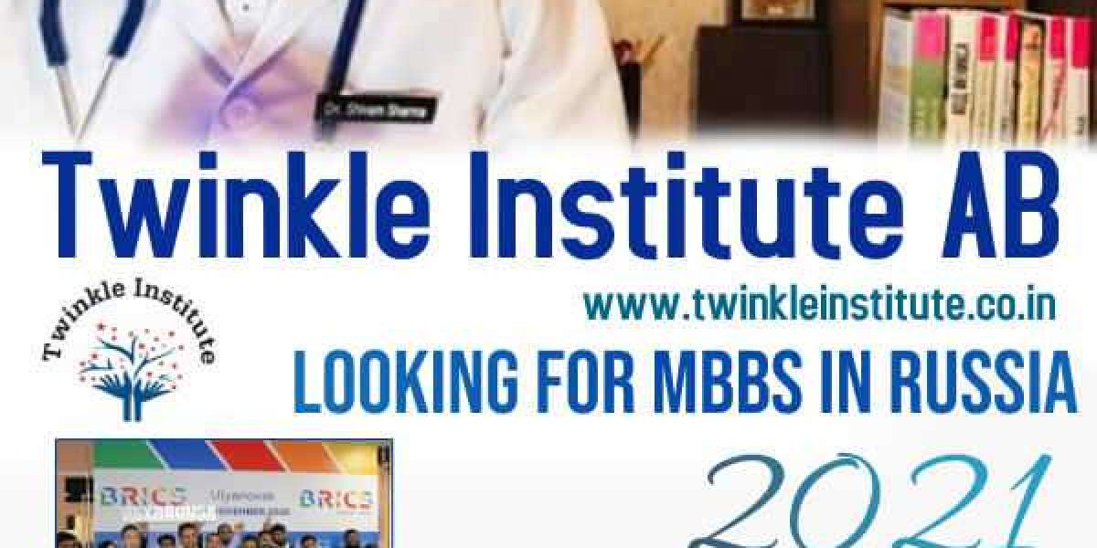 Looking for MBBS in Russia 2021? Twinkle InstituteAB