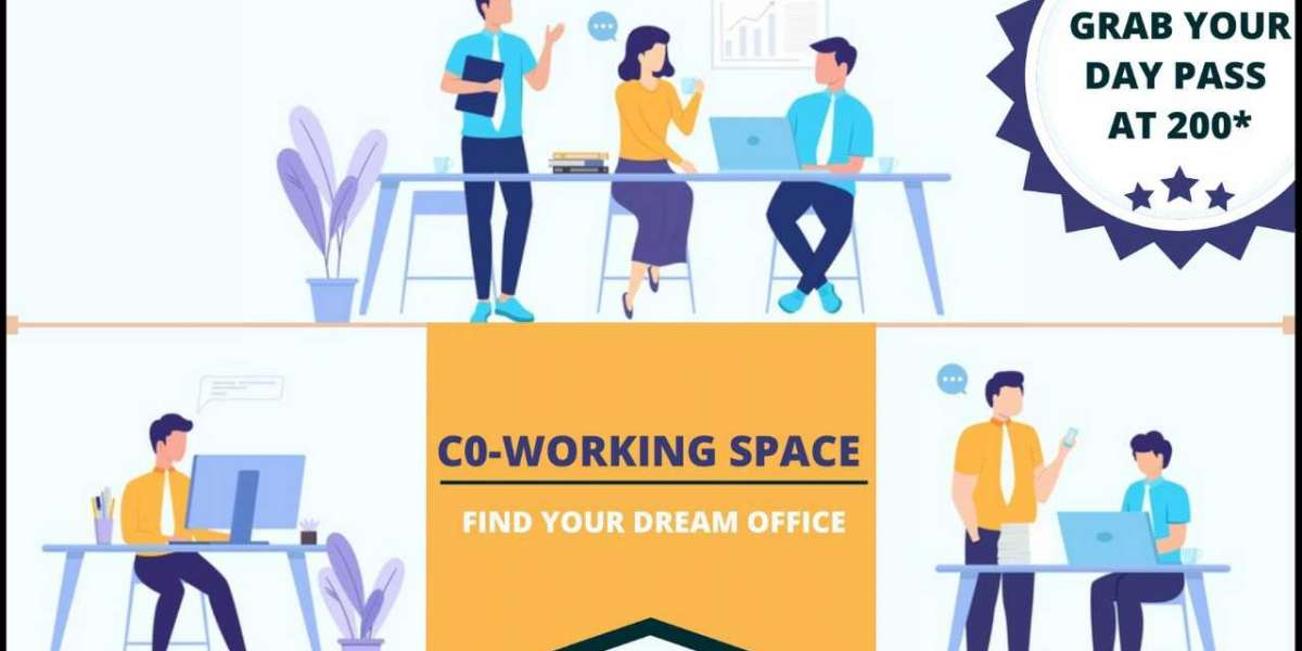 coworking Office space | Coworking Office Space in Noida