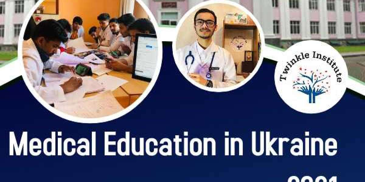 Medical Education in Ukraine 2021 Twinkle InstituteAB