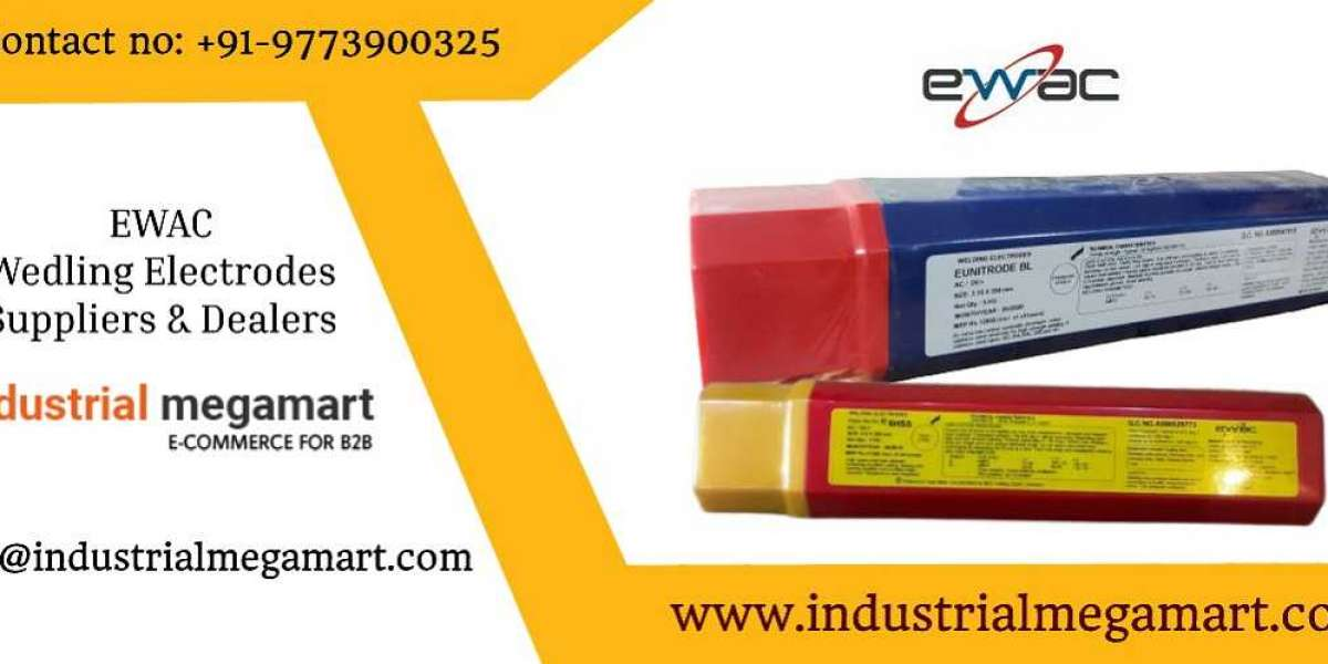 EWAC welding electrode product solution +91-9773900325