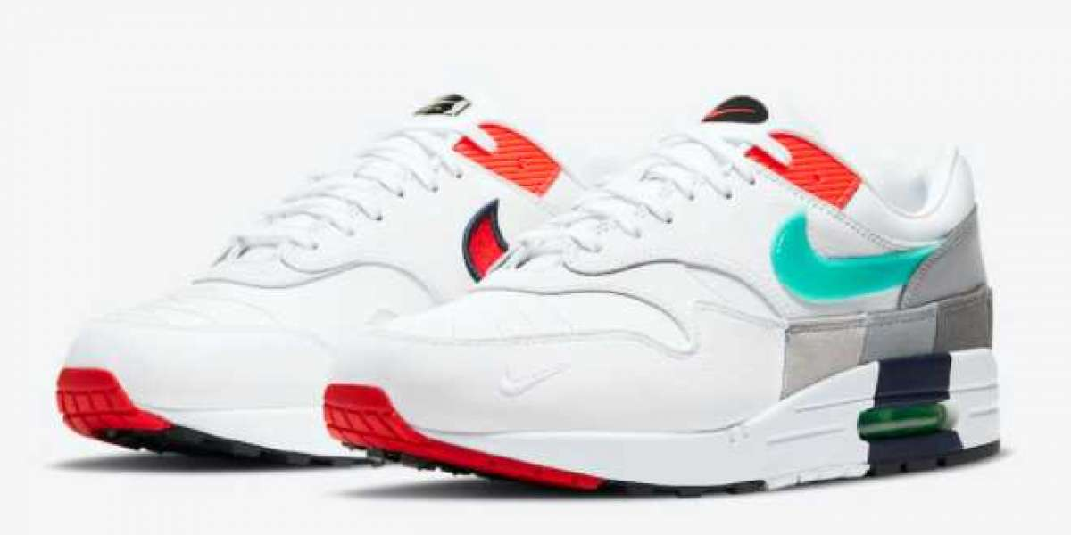 "Where To Buy Nike Air Max 1 ""Evolution of Icons"" CW6541-100 ?"