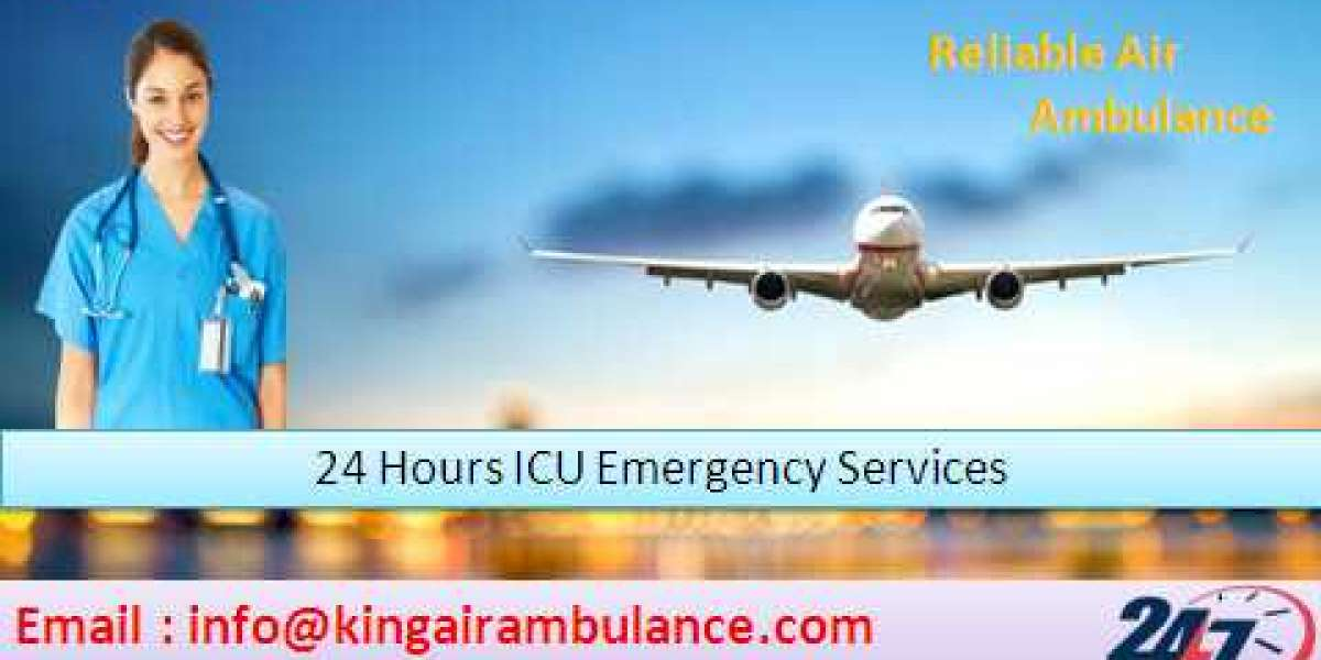 King Air Ambulance Shift Patient Throughout The Days Within A Low Far Reliable Cost From Patna, Bihar