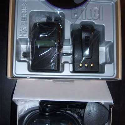Entel HX446L Licence-Free Business Walkie-Talkie With LCD Display Profile Picture