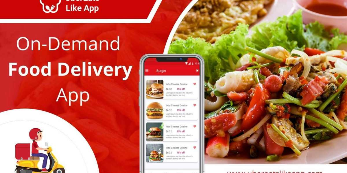 Be An Efficient Player In The Food Delivery Industry By Choosing Best Ubereats Clone Script.