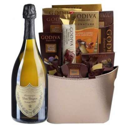 Champagne Gift Basket Profile Picture