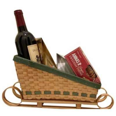 Wine Gift Basket Profile Picture