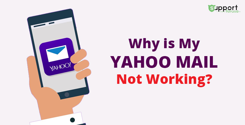 Why is My Yahoo Mail not Working on iPhone, iPad, and Chrome?