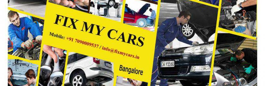 Fixmycars Bangalore